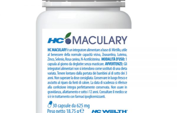HC MACULARY